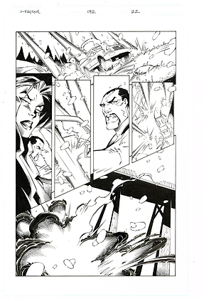 X-Factor #132/Page 22