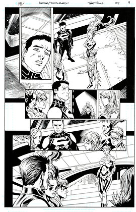 Teen Titans #27/Page 9