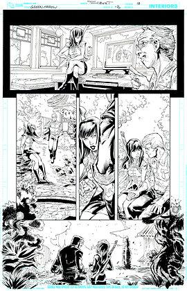 Green Arrow #13/Page 18