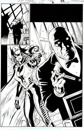 Huntress #3/Page 22