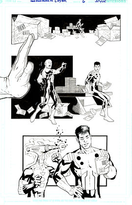 Legion of Superheroes #6/Page 28