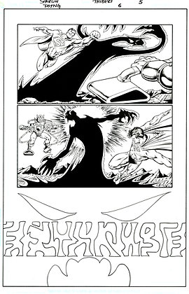 Death of the New Gods #6/Page 5