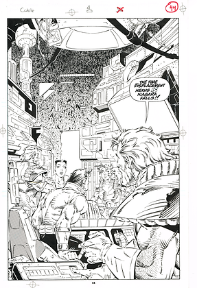 Cable #1/Page 44
