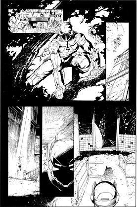 Batman: Arkham Knight #1/Page 21