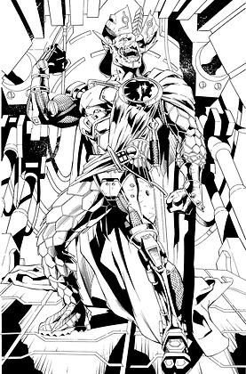 Savage Hawkman #15/Page 20