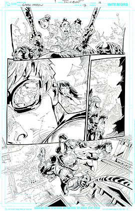 Green Arrow #13/Page 16