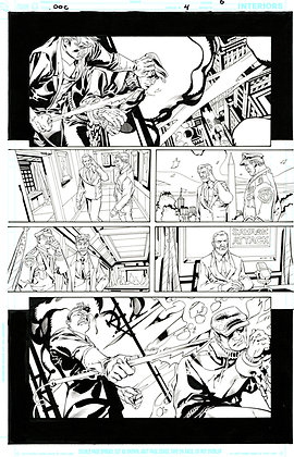 Doc Savage #4/Page 6
