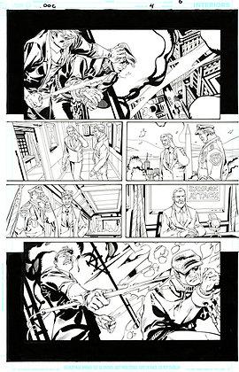 Doc Savage #4/Page 6