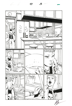 Ultimate X-Men #41/Page 3