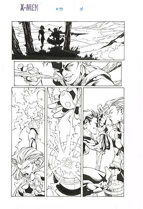 X-Men #70/Page 14
