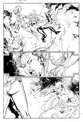 Teen Titans #25 (Pre-52 Series)/Page 21