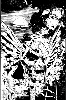 Savage Hawkman #16 Cover