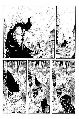 Batman: Arkham Knight #1/Page 5    SOLD
