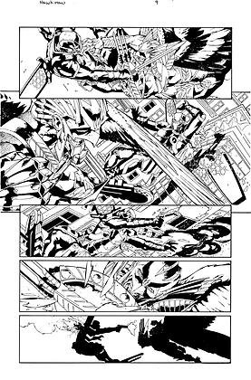 Savage Hawkman #9/Page 7