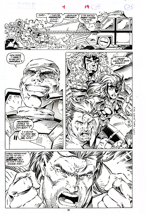 Cable #4/Page 25