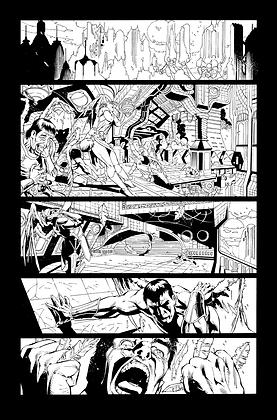 Savage Hawkman #0/Page 5