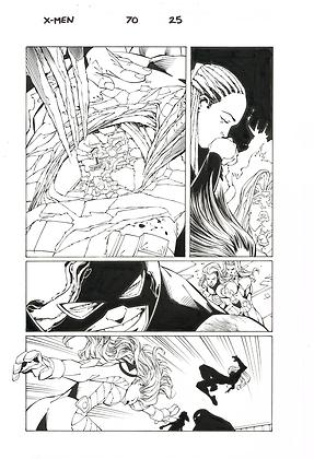 X-Men #70/Page 25