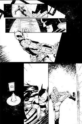 Batman: Arkham Knight #1/Page22
