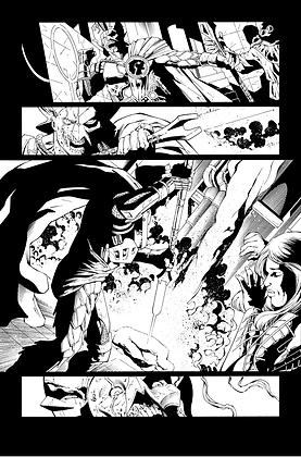 Savage Hawkman #16/Page 4