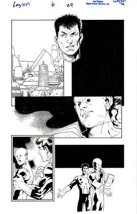 Legion of Superheroes #6/Page 29