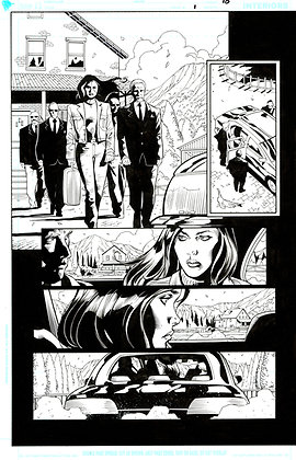 Huntress #1/Page18