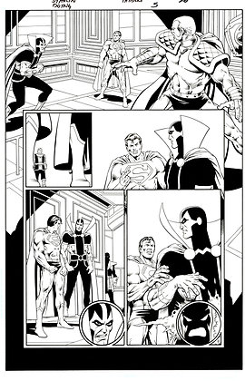 Death of the New Gods #5/Page 26