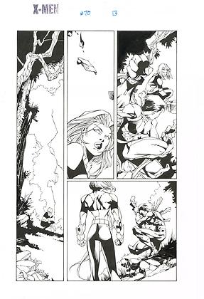 X-Men #70/Page 13