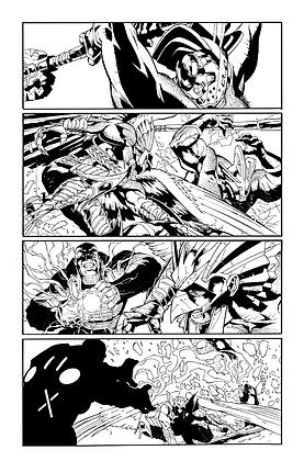 Savage Hawkman #10/Page 4