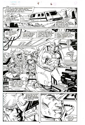 Cable #4/Page 8
