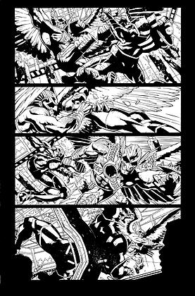 Savage Hawkman #10/Page 11