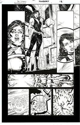 Memory Crisis #1/Page 22     SOLD