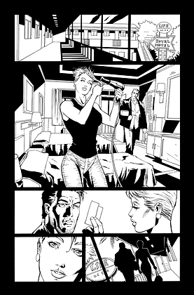 Savage Hawkman #10/Page 17