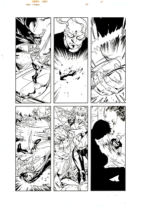 Teen Titans #25 (Pre-52 Series)/Page 17   SOLD