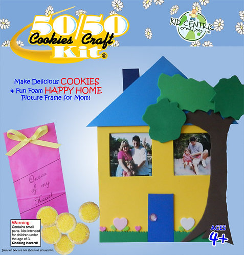 Happy Home Freestanding Picture Frame