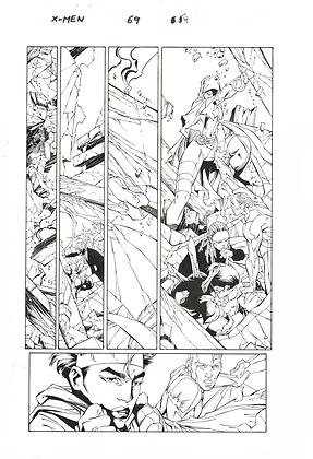 X-Men #69/Page 4