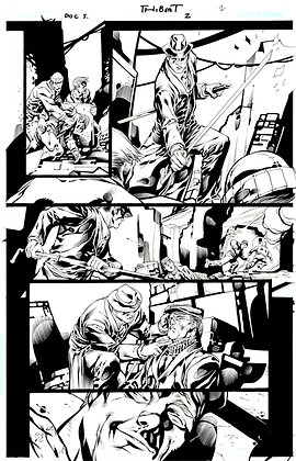 Doc Savage #2/Page 2