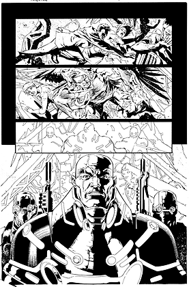 Savage Hawkman #9/Page 15