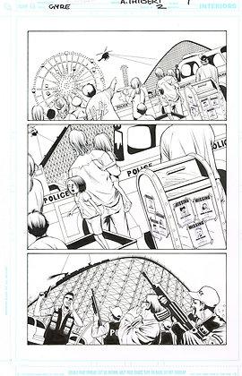 Batman: Widening Gyre #2/Page 1