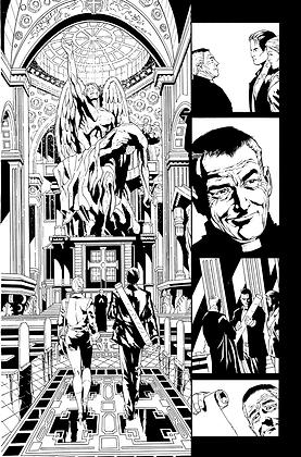 Savage Hawkman #11/Page 2