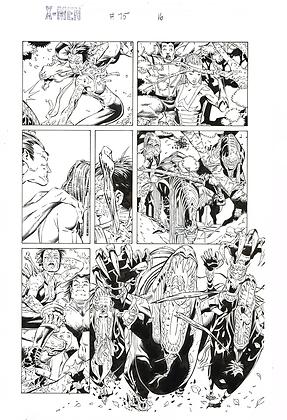X-Men #75/Page 16