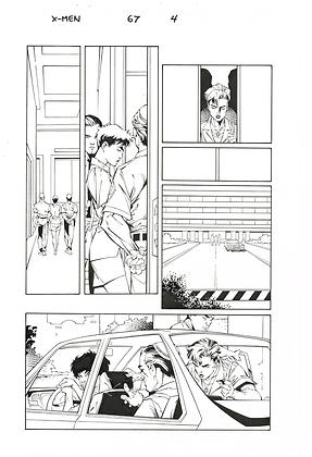 X-Men #67/Page 4