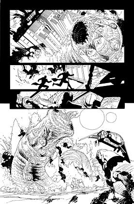 Savage Hawkman #0/Page 12