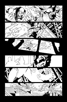 Savage  Hawkman #10/Page 13