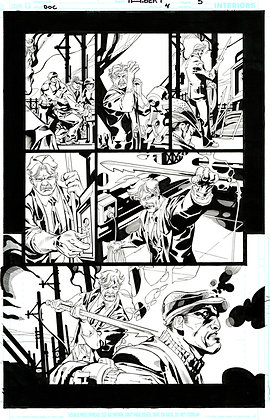 Doc Savage #4/Page 5