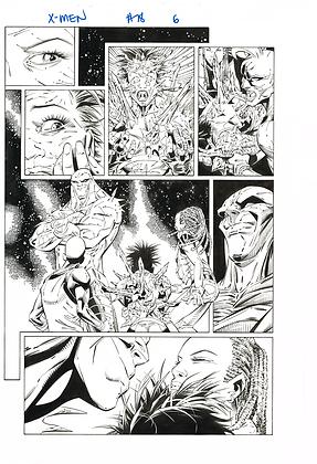 X-Men #78/Page 6