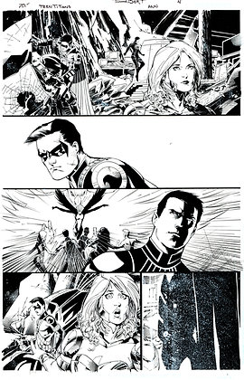 Teen Titans Annual #1/Page 4