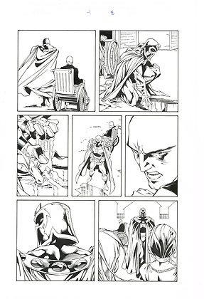 X-Men -1/Page 18             SOLD