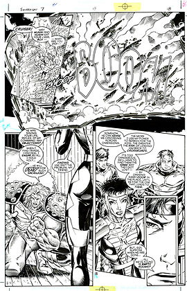 Sovereign Seven #13/Page 18