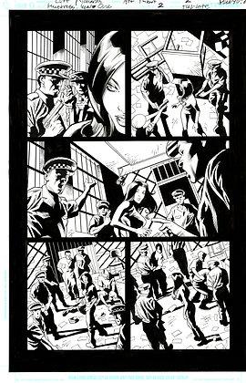 Huntress #2/Page 2