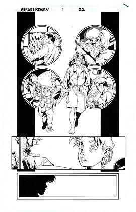 Heroes Return #1/Page 22